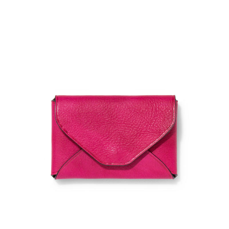 """ LETTER FROM "" Card case S / Pink"