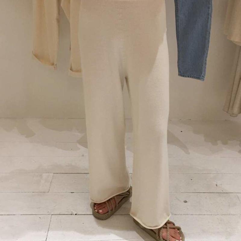 7月下旬発送予定Wide pants