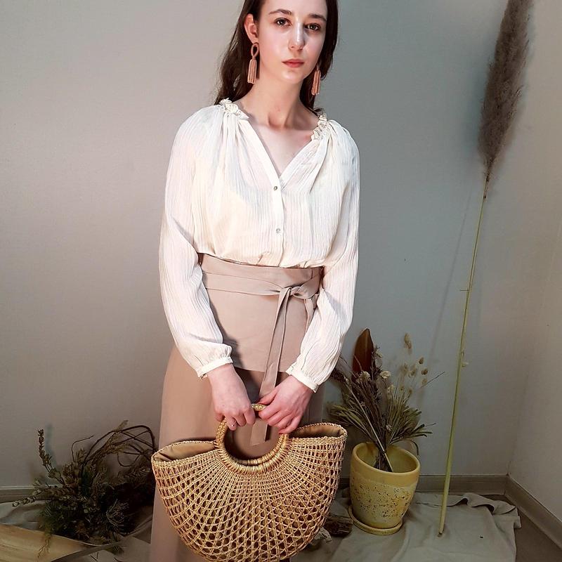 Ballon blouse