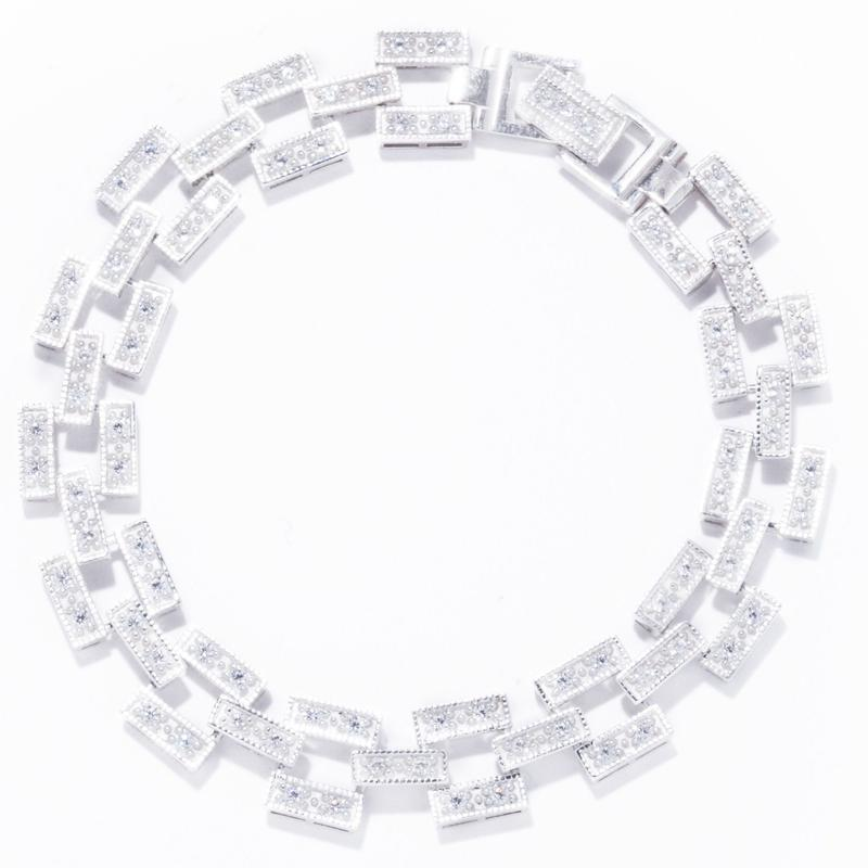 brock bracelet / crystal