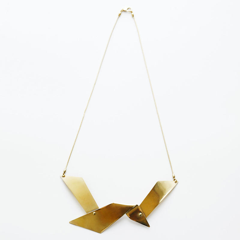 lapel necklace