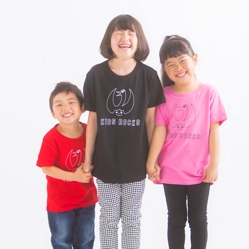 「KsRED」KIDS Tシャツ