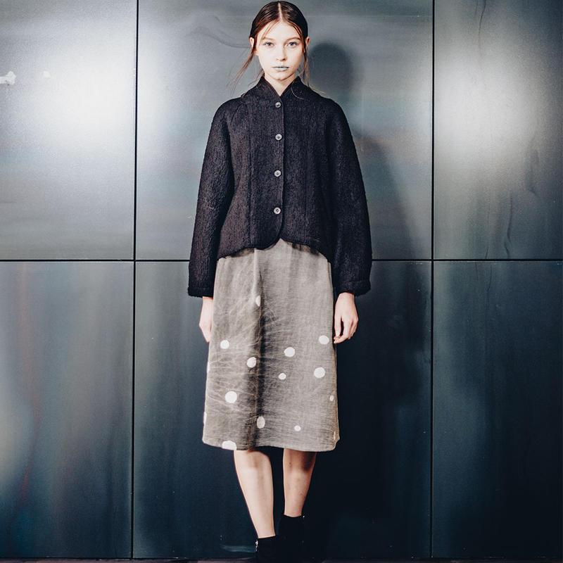 雨晴 - amabare - フレアスカート
