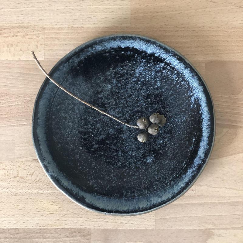 7寸皿 / 山下秀樹