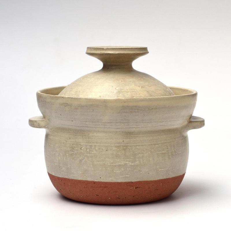 炊飯土鍋 3合 / 河上奈未