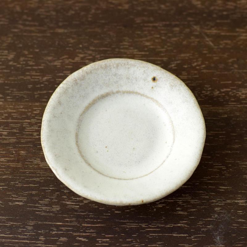 豆皿 丸 / 河上奈未