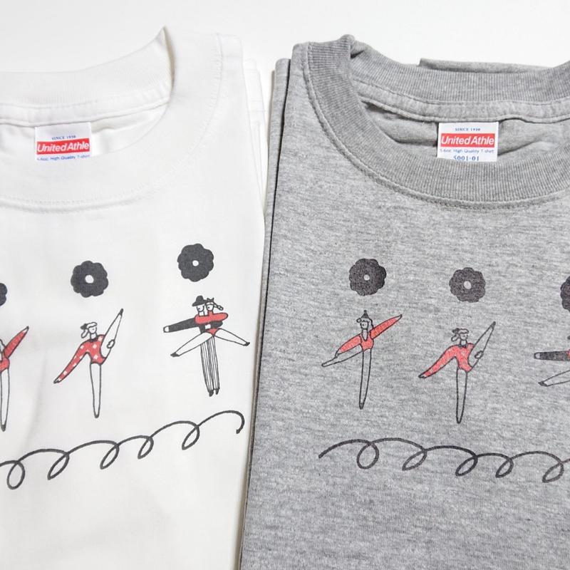 イイネ!Tシャツ /  グレー