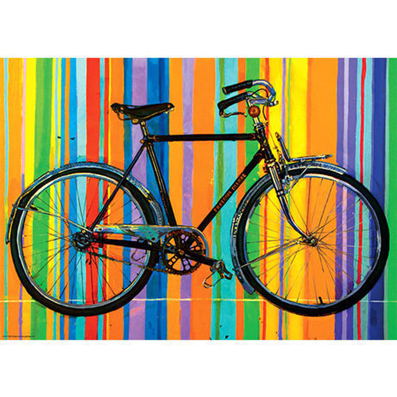 29541  Taliah Lempert : Bike Art - Freedom Deluxe