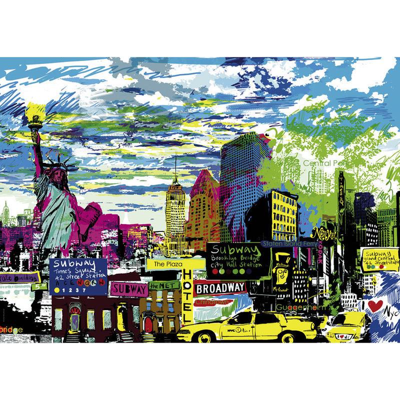 29681  Kitty McCall : I Love New York!