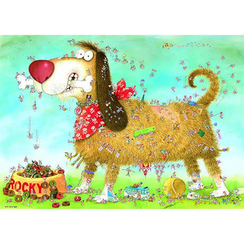 29491  Marino Degano : Dog's Life