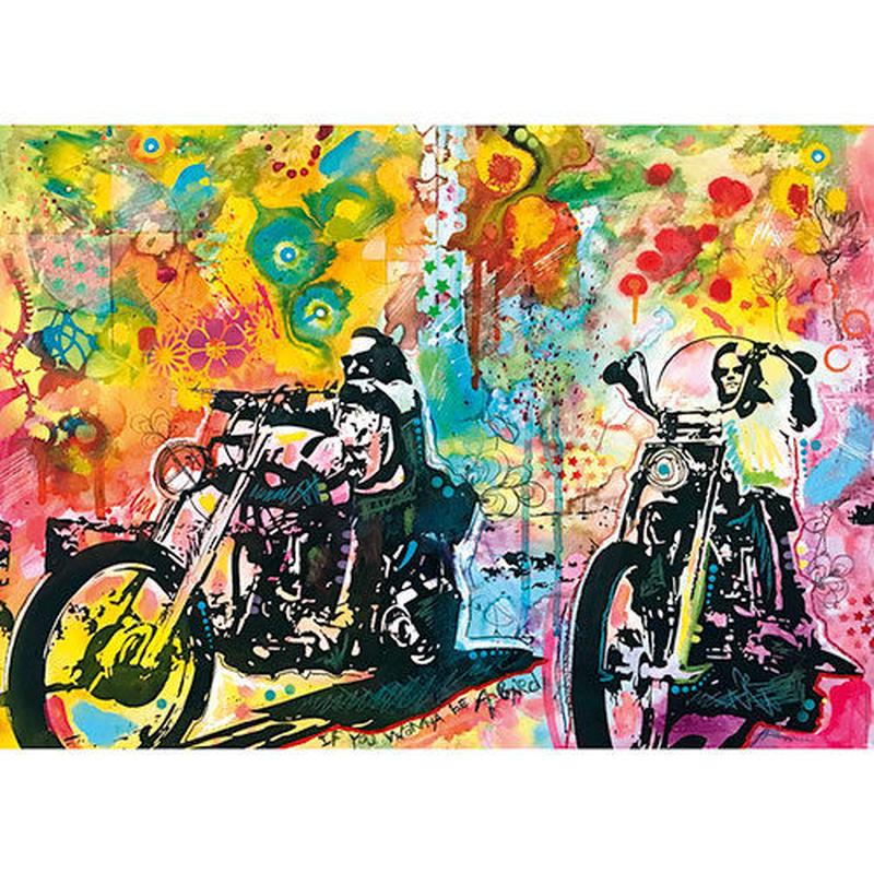 29814  Dean Russo : Bike Art - Easy Rider