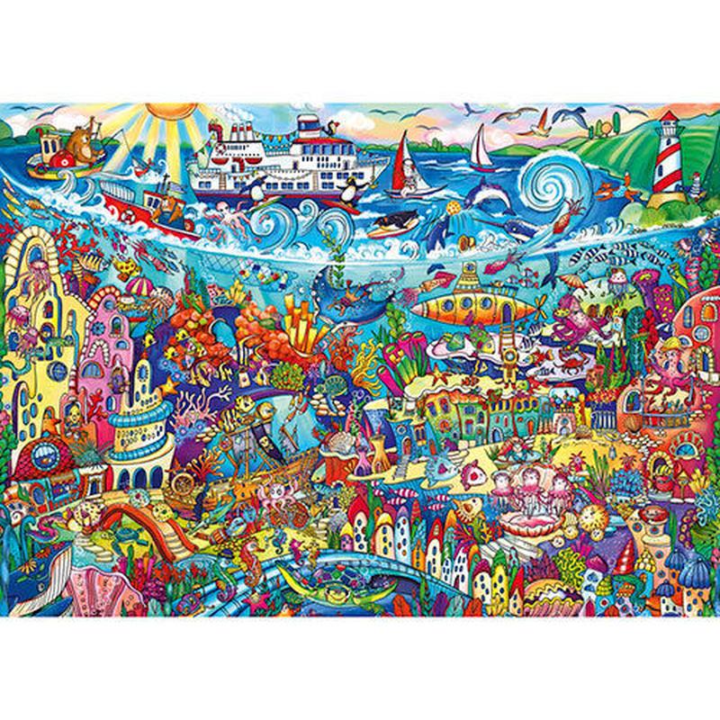 29839  Rita Berman : Magic Sea