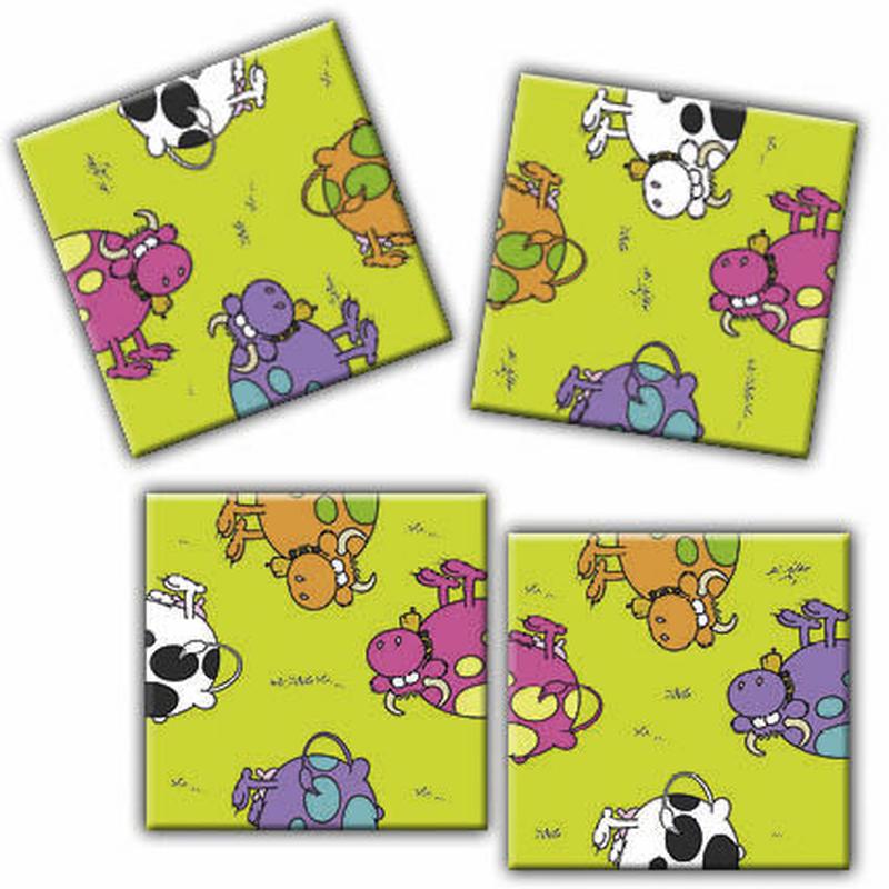 Crazy 9 : Mordillo - Cows - 28500