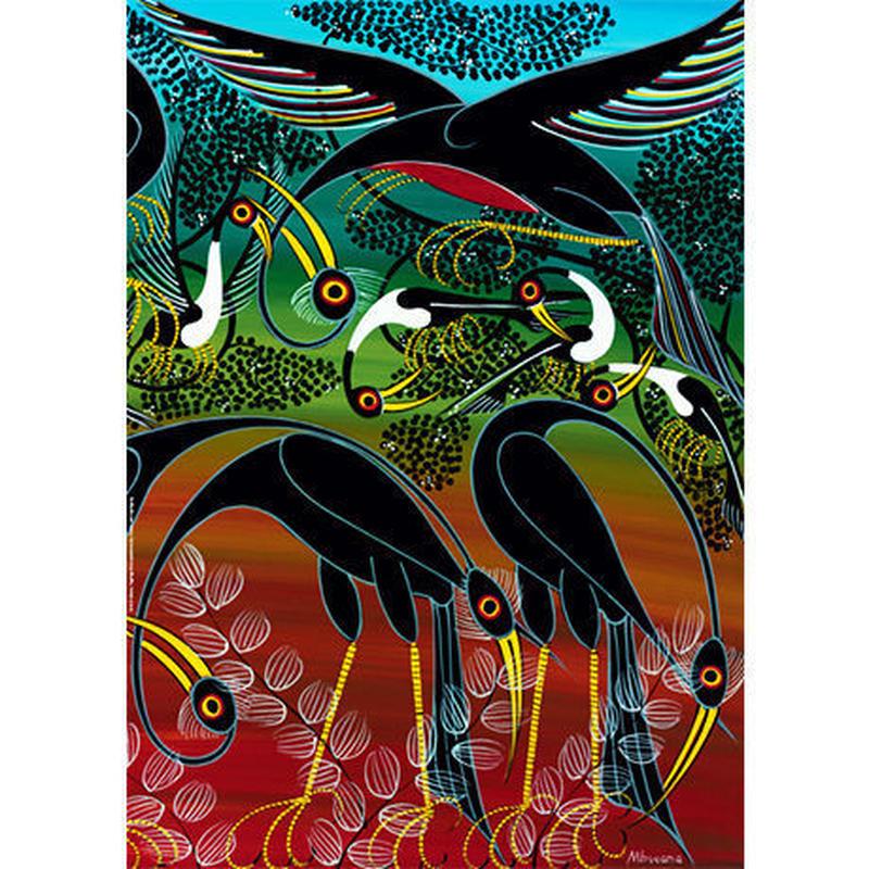29428  Tinga Tinga : Cranes