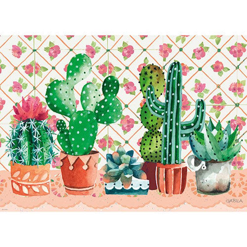 29831  Gabila Rissone Musumeci : Cactus Family