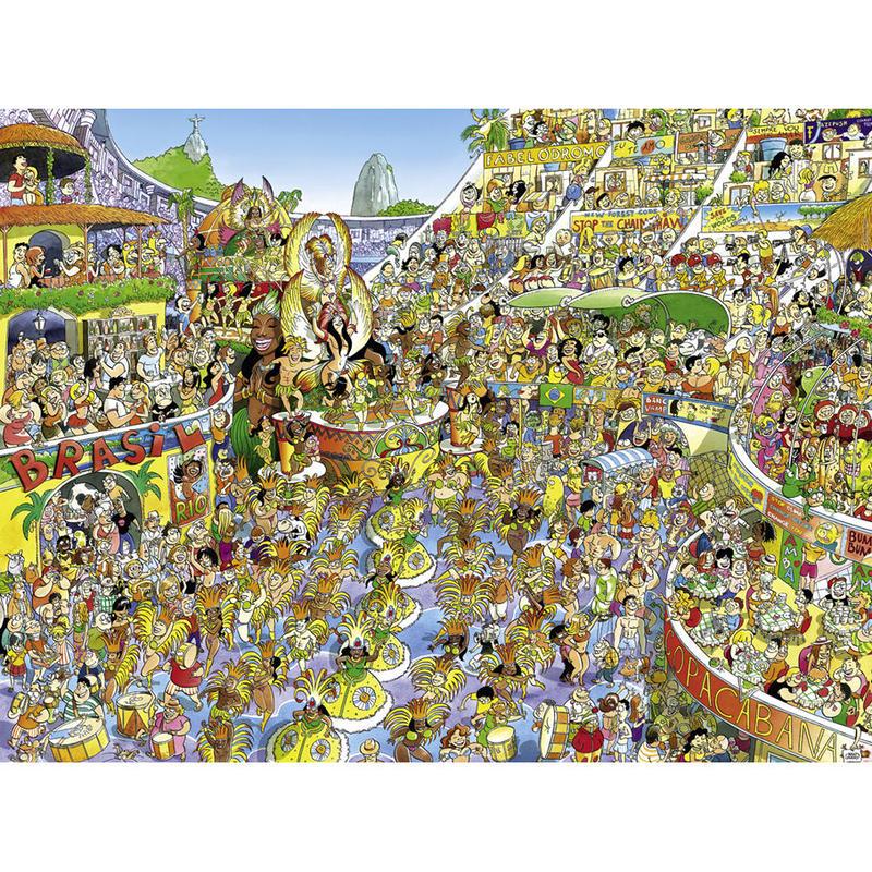29752  Hugo Prades : Carnival in Rio
