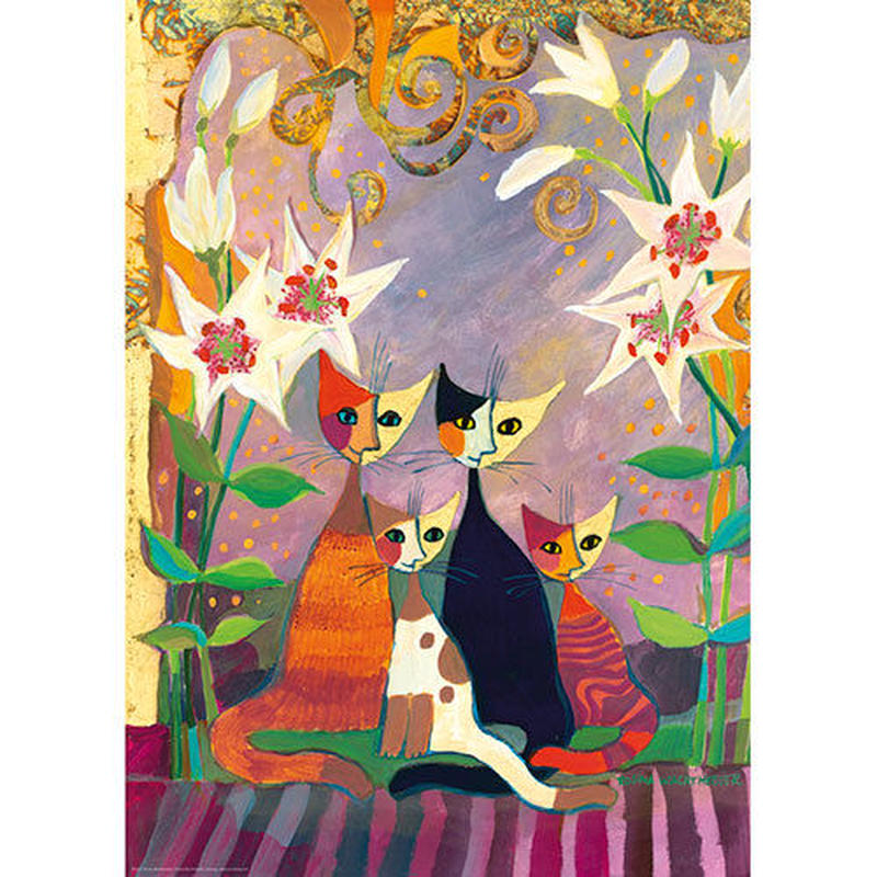 29819  Rosina Wachtmeister : Lilies