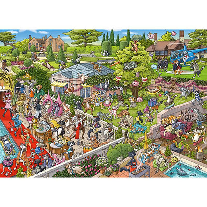 29838  Birgit Tanck : Party Cats