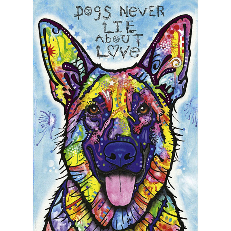 29732  Dean Russo : Dogs Never Lie