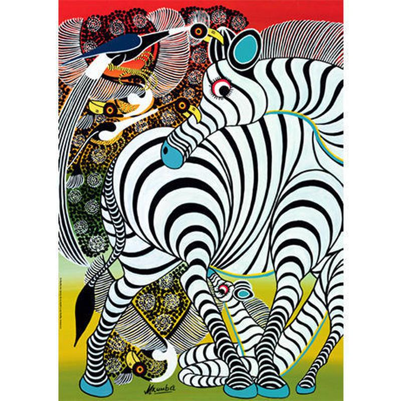 29425  Tinga Tinga : Zebra