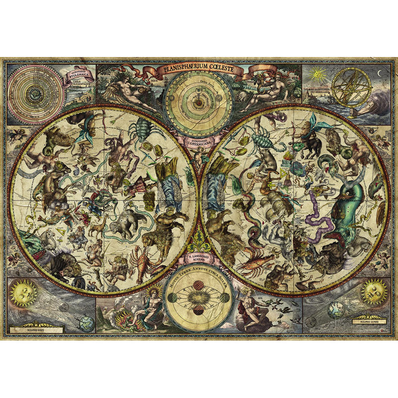 29758  Rajko Zigic : Celestial Map