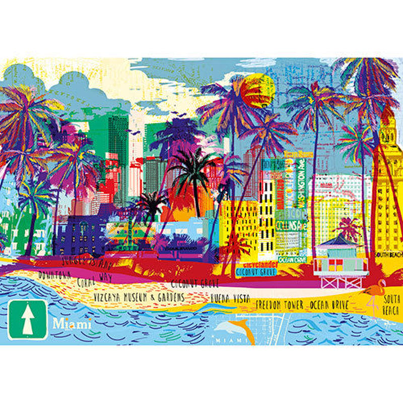 29802  Kitty McCall : I Love Miami!