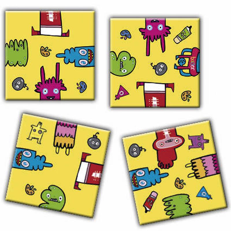 Crazy 9 : Burgerman - Doodles - 28503