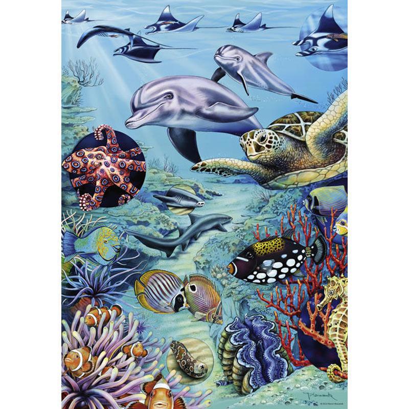 29623  Marion Wieczorek : Flora & Fauna, Tropical Waters