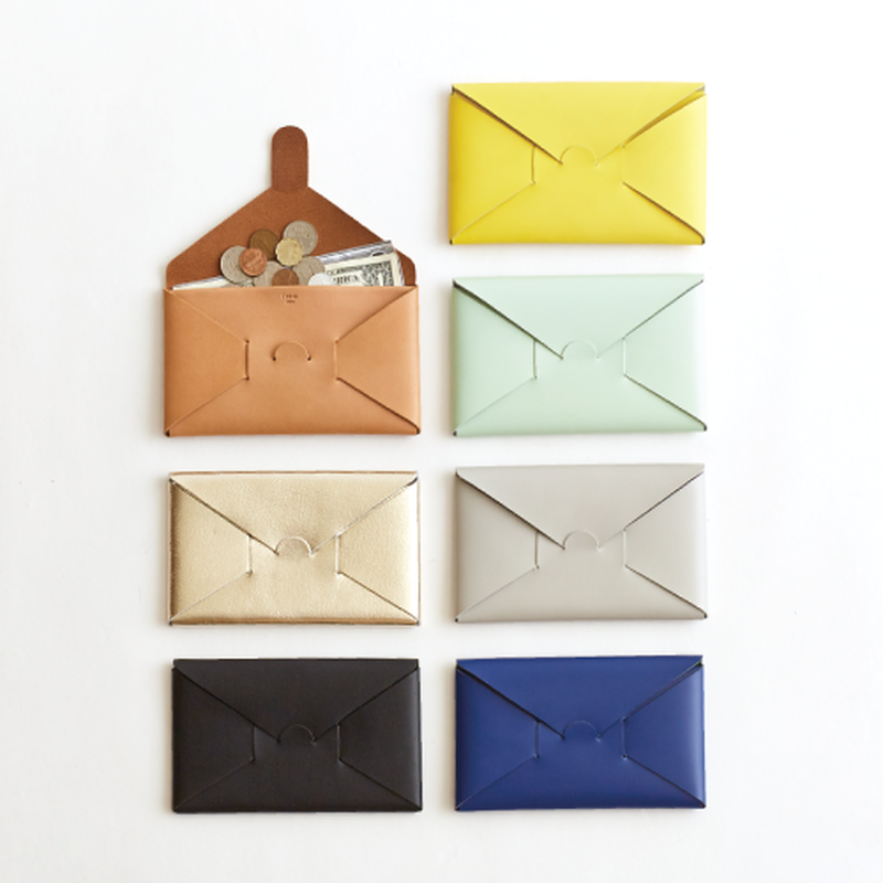 seamless long wallet (8 colors)