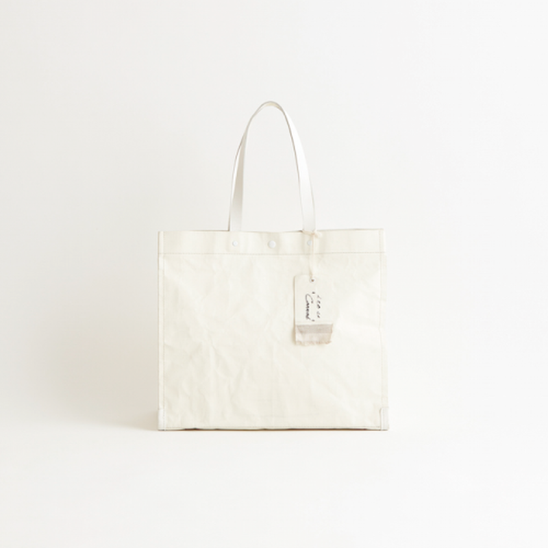 """blank canvas"" tote bag"