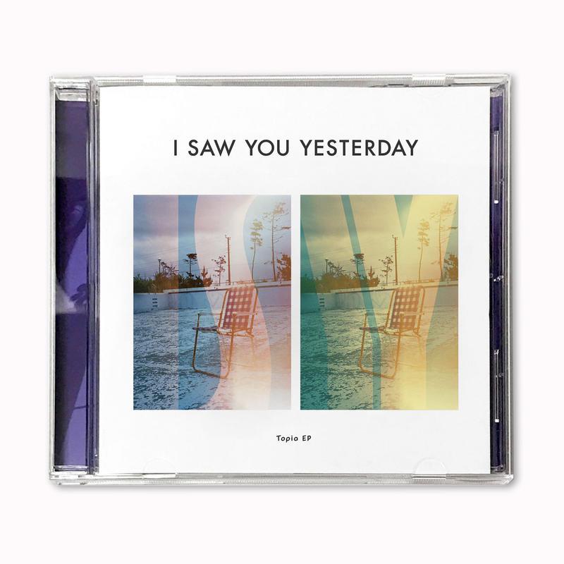 Topia EP (CD)