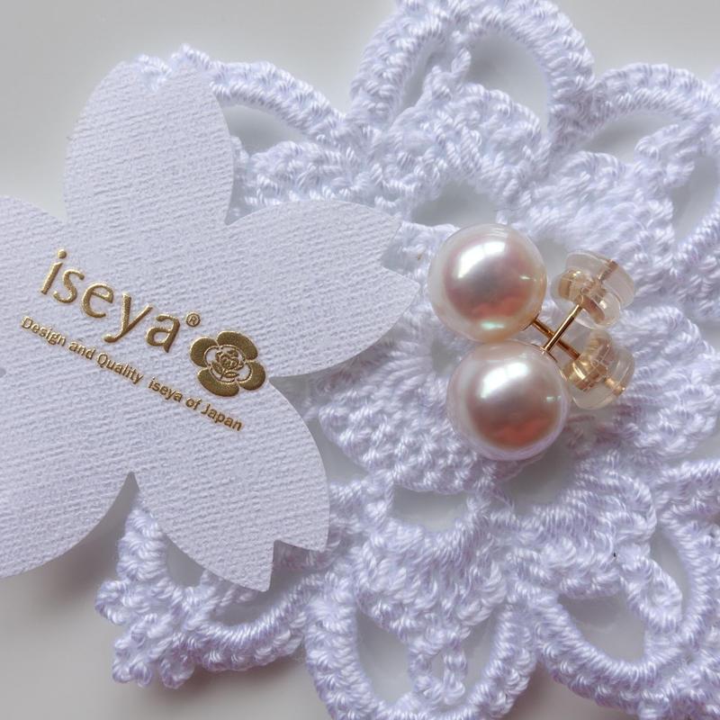 10.0mmAkoya Pearl Earrings
