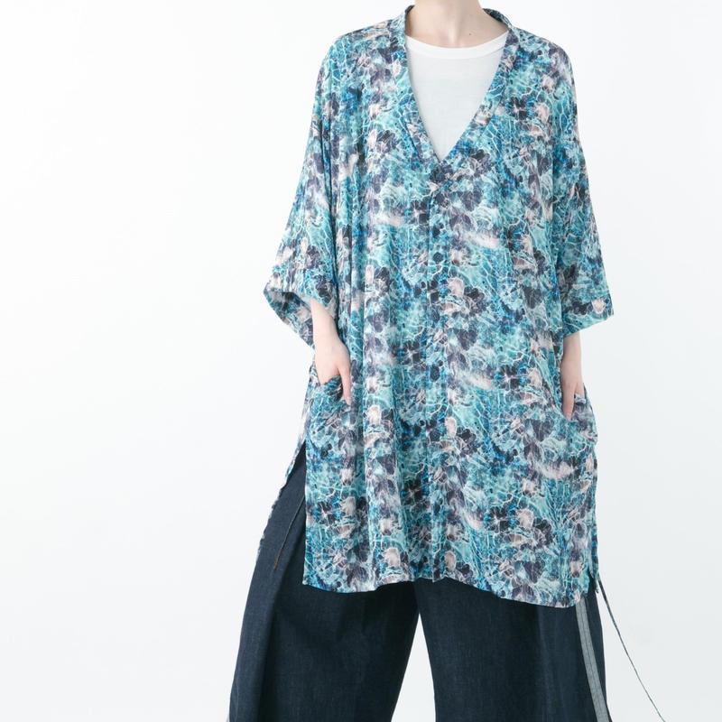 Minamo Shirt (BLUE)