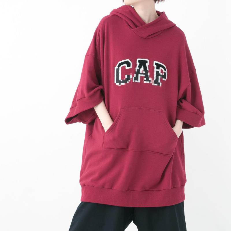 Cap Parka (RED , GREEN , NAVY)