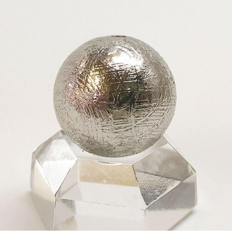 【バラ売り】ギベオン隕石(メテオライト) 13.7mm【希少】