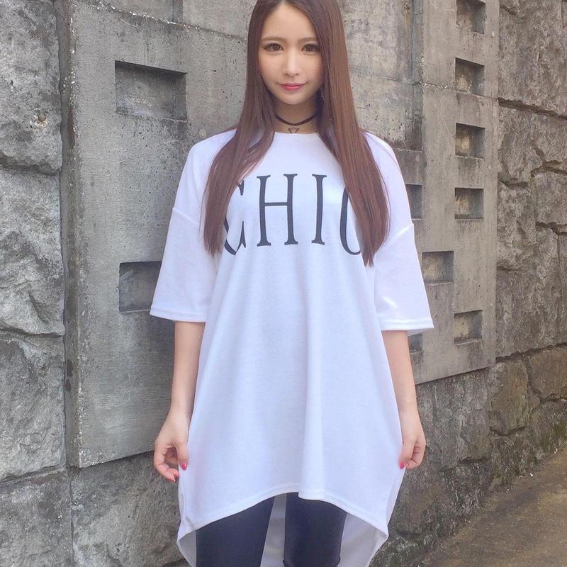 大きめTシャツ
