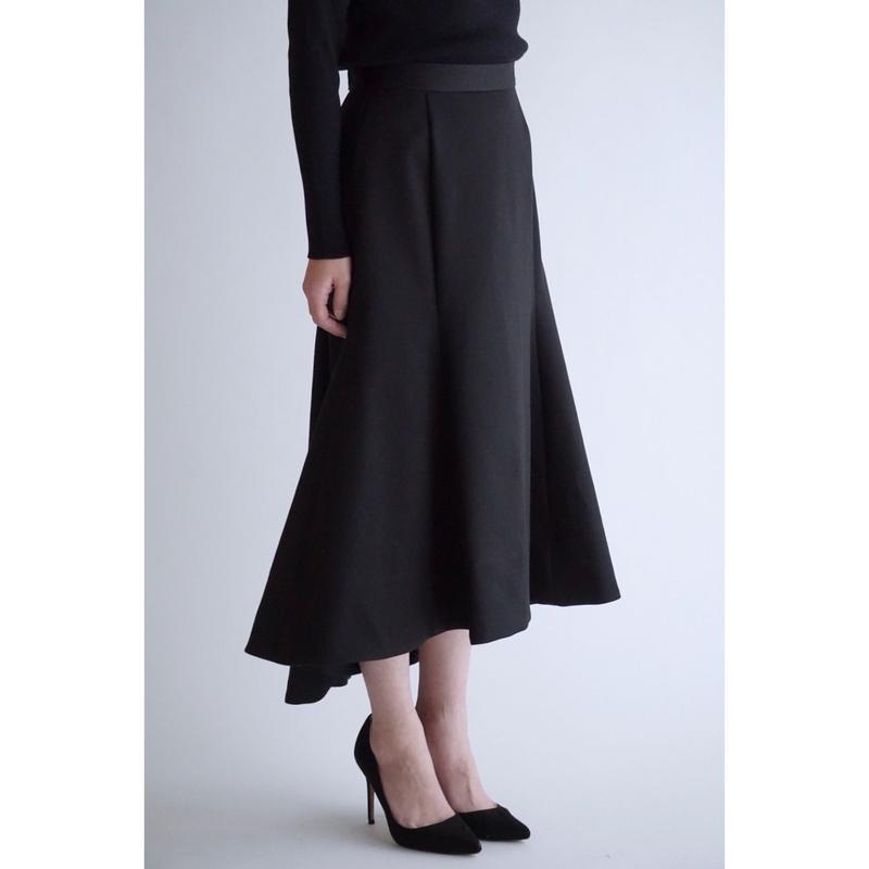 【1/24(木)21:00〜発売】ブカティーニフィッシュテールスカート/ブラック