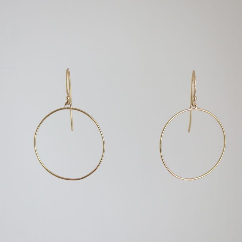 K18 GOLD EARRINGS