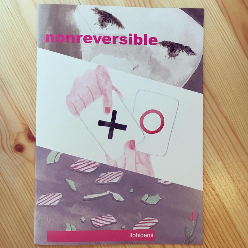 zine nonreversble