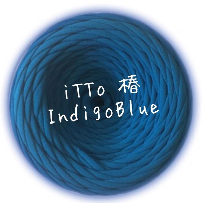 iTTo 椿 Indigo Blue