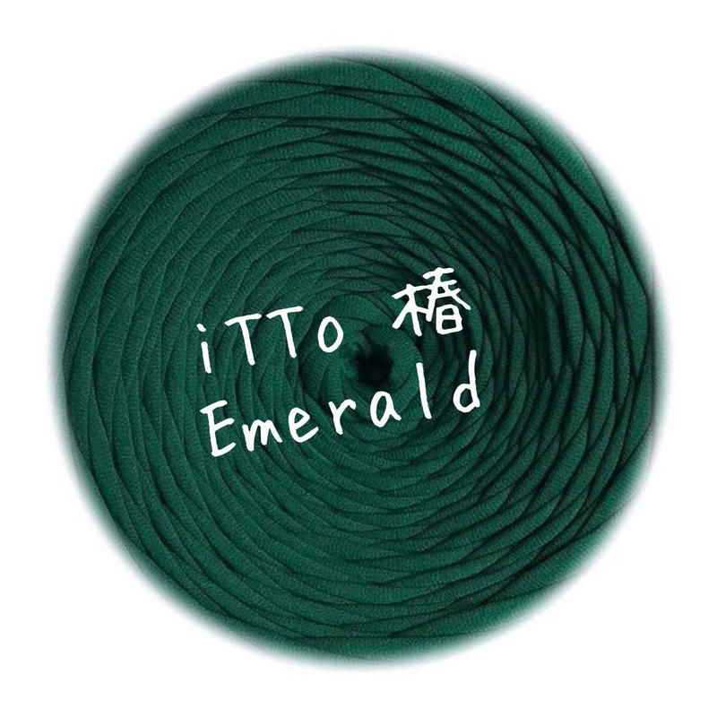 iTTo 椿  Emerald