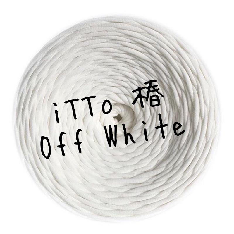 iTTo 椿 Off White