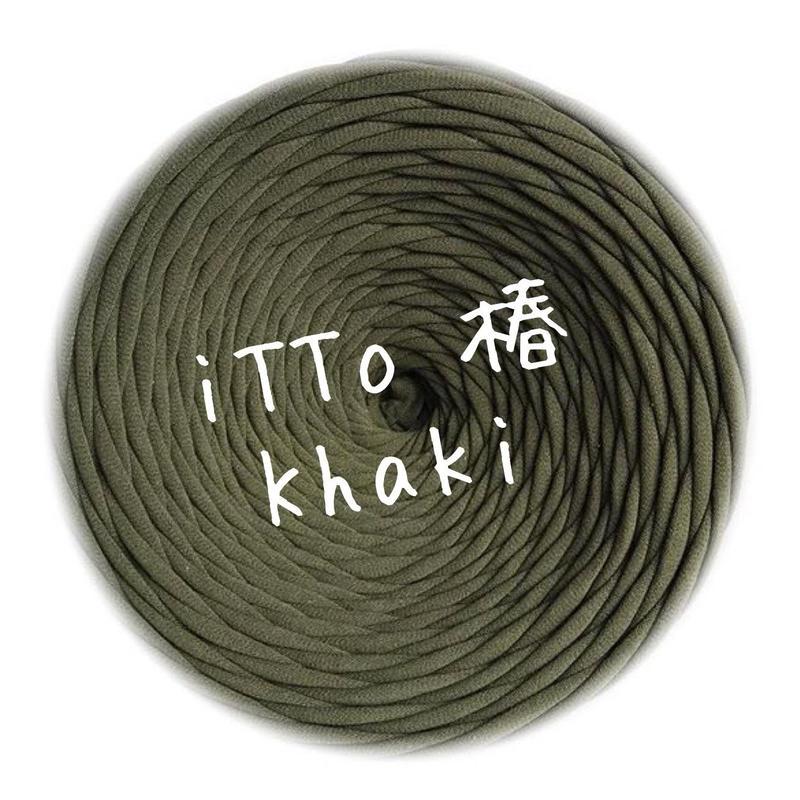 iTTo 椿 Khaki