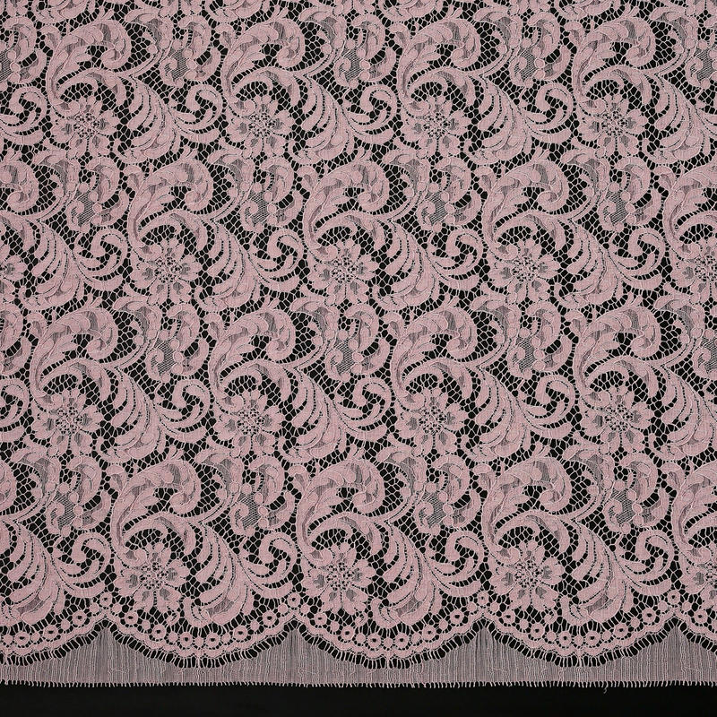 French Leavers Lace 70964.1/85  PINK