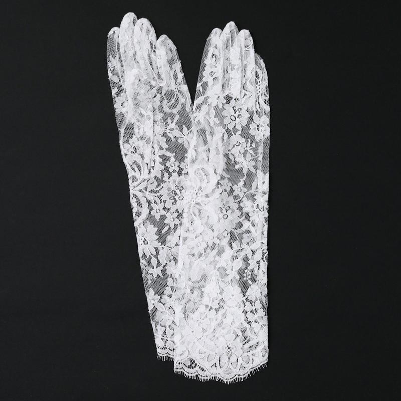 Long Gloves GL950264.2/90  OFF WHITE