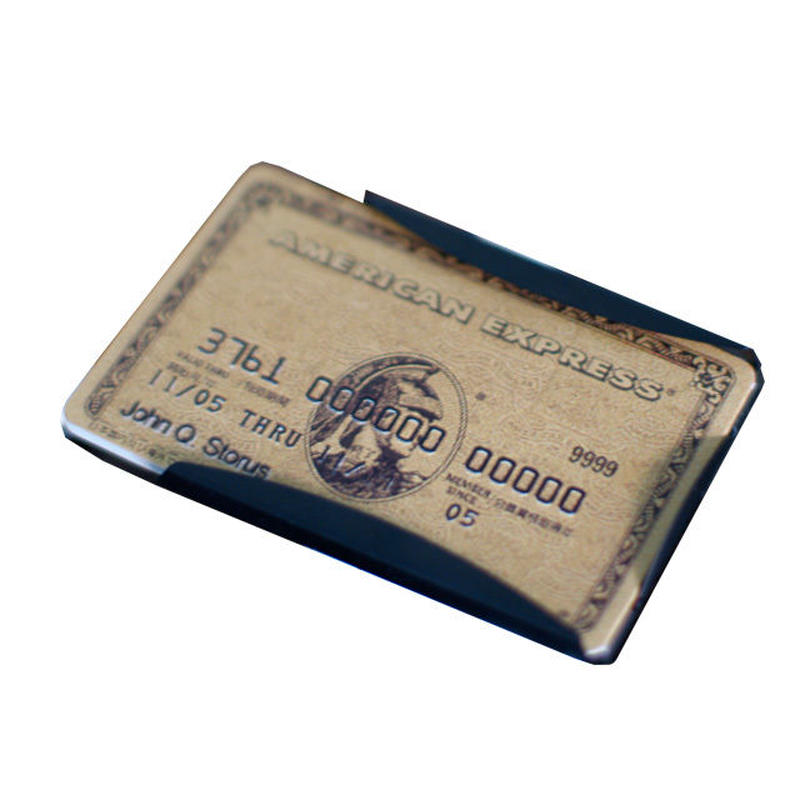 Smart Money Clip black