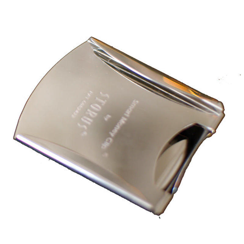 smart money clip (silver)