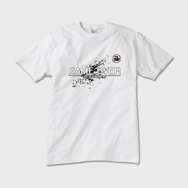 【Tシャツ】ガメオベラT(メンズ) S/M/L/XL カラー3色【送料無料】