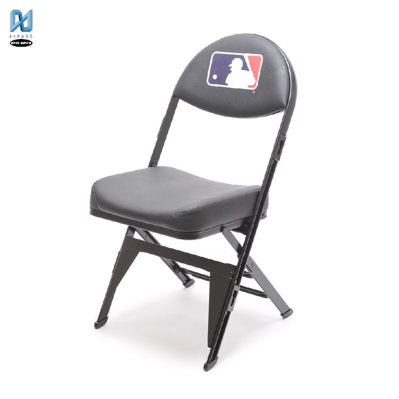 MLB公式ライセンスプレミアム折畳みチェア  バッターマン