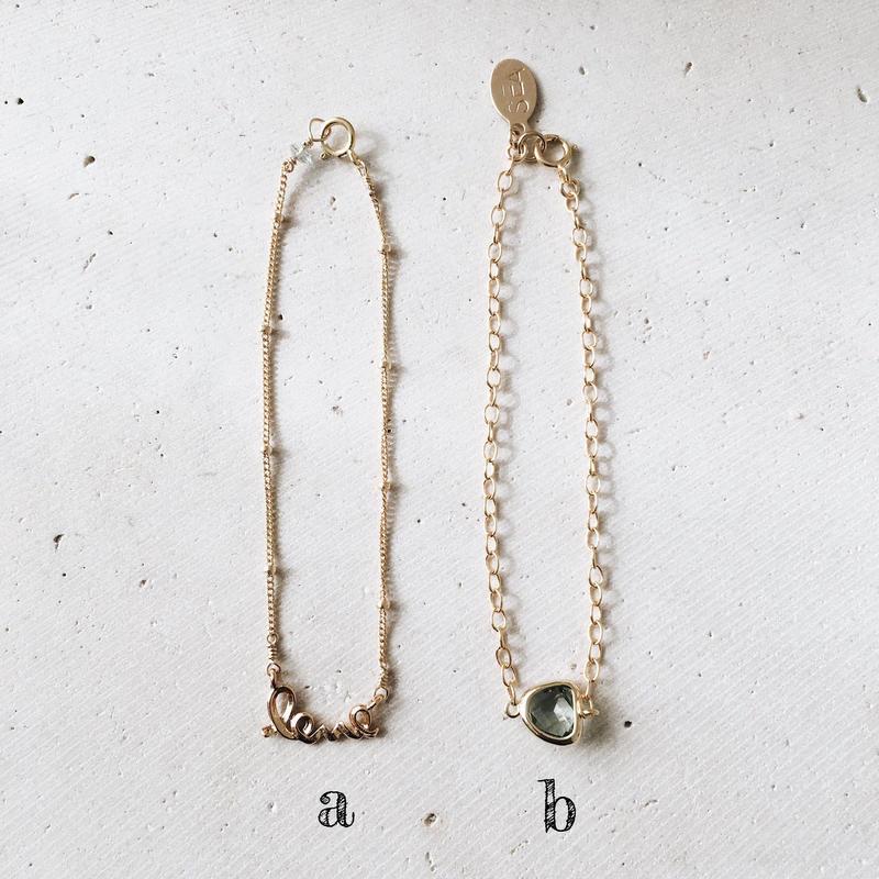LOVE & SEA Bracelet